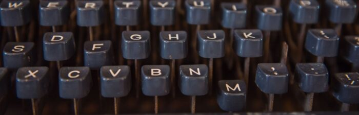 Typing is a useful skill in our Cambridge IGCSE English Language course