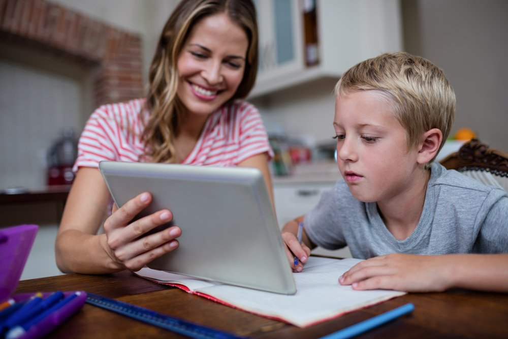 Help for children homeschooling with dyslexia