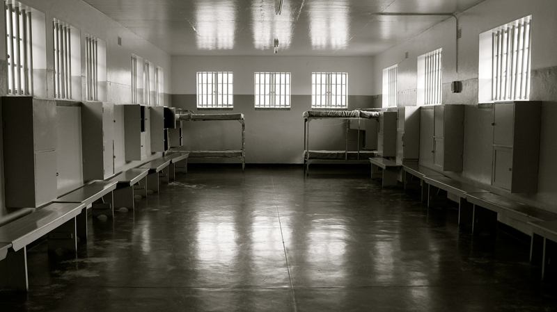BBC ICON Leader winner's conditions in Robben Island Jail