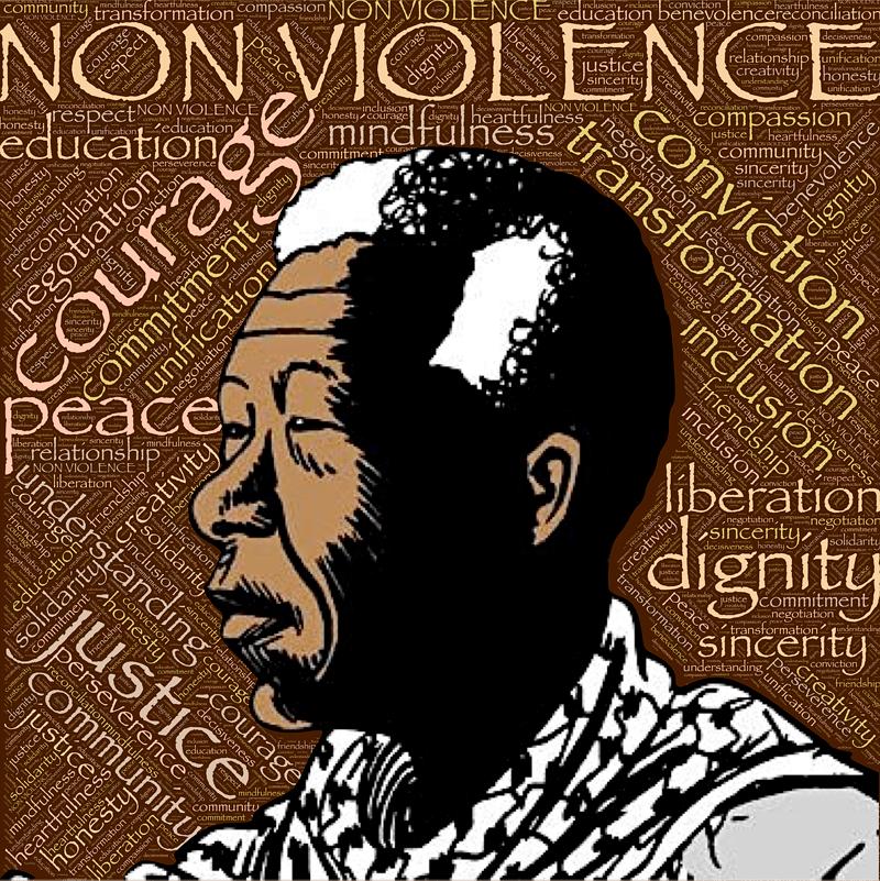 BBC ICONS Leaders winner Nelson Mandela