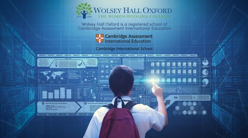 Wolsey Hall is a Cambridge Assessment International Education School