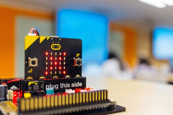 BBC Microbit projects