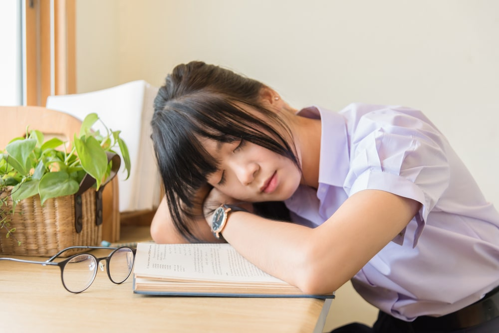Flexibility of homeschooling means no more sleeping at your desk
