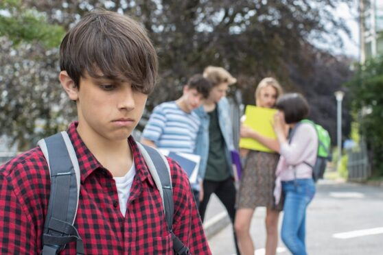 homeschooling because of bullying
