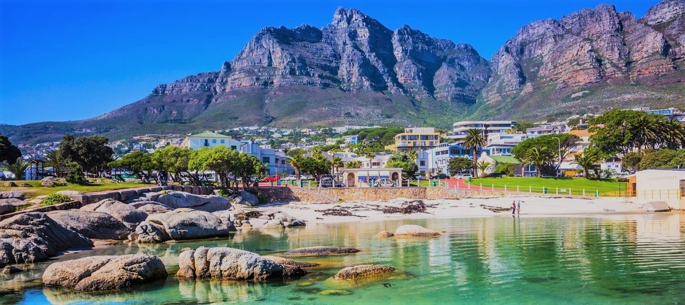 Cape Town is Siya home where he is online learning in South Africa