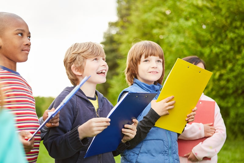 primary homeschooling science
