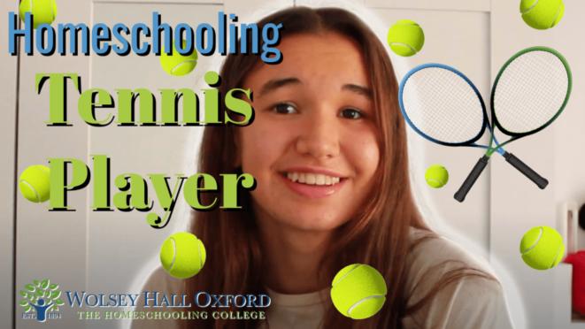 Tennis player Stefania