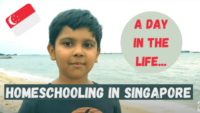 Abdullah Primary homeschooler in Singapore