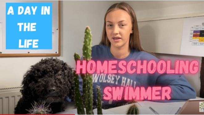 homeschooling swimmer