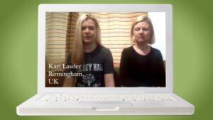 Kari is a gifted a level homeschooler