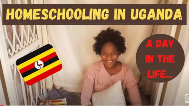 Salma is homeschooling A levels in Uganda