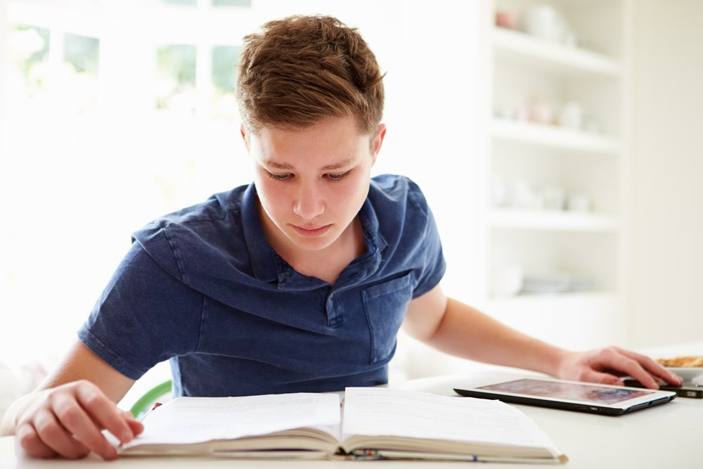 Academic excellence for secondary homeschooling