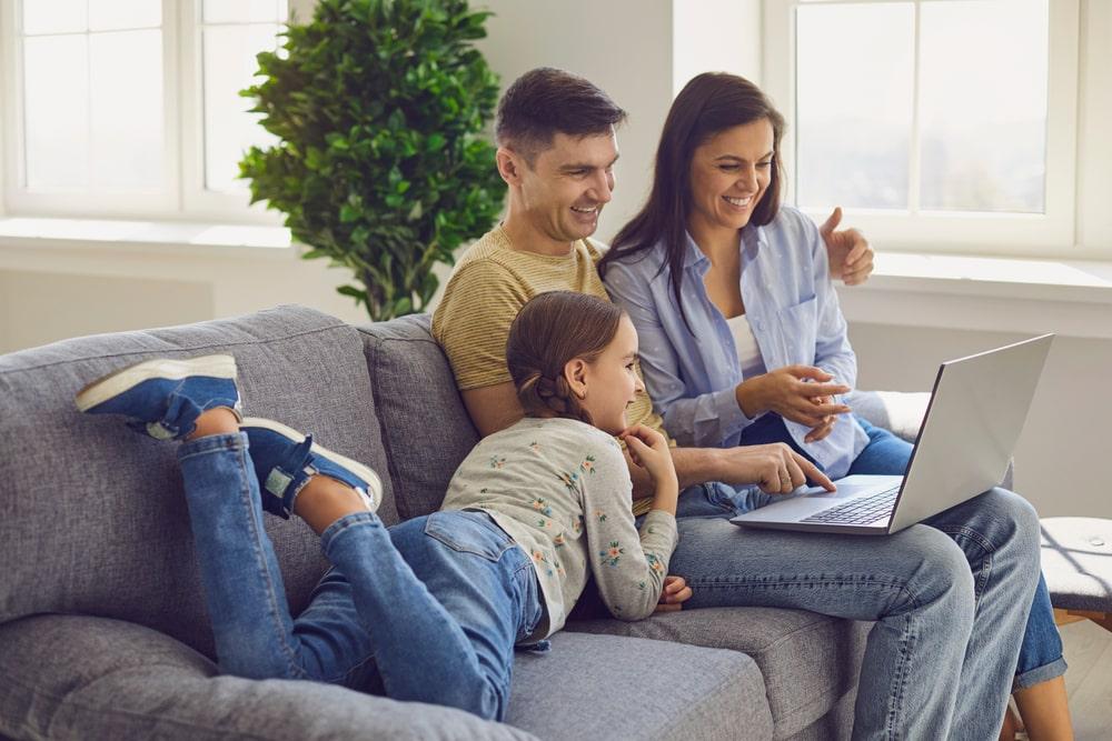 Parents using facebook groups