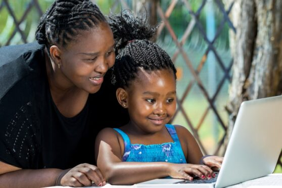 gifted child homeschooling in Africa