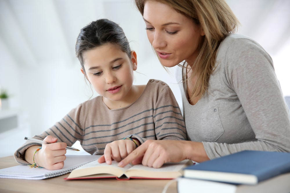role of a primary homeschooling parent